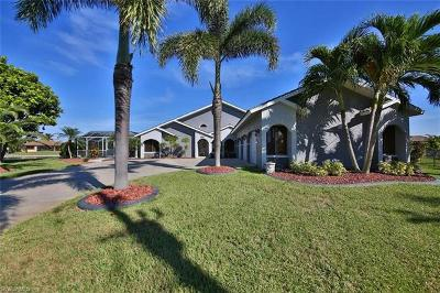 Cape Coral, Matlacha Single Family Home For Sale: 2620 SW 30th St