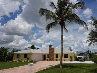 Matlacha Isles Single Family Home For Sale: 12256 Star Shell Dr