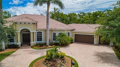 Naples, Bonita Springs Single Family Home For Sale: 7642 Palmer Ct