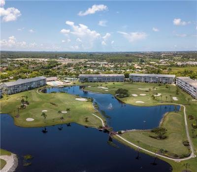 Fort Myers Condo/Townhouse For Sale: 14831 Hole In One Cir #106
