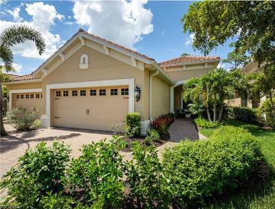 Estero Single Family Home For Sale: 10064 Montevina Dr