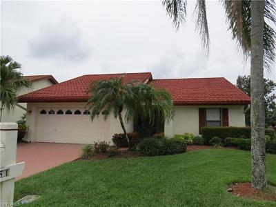 Fort Myers Single Family Home For Sale: 13335 Oak Hill Loop