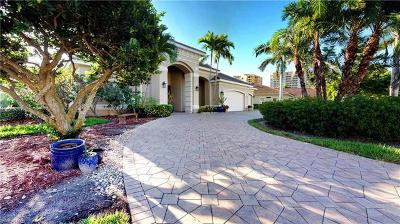 Tarpon Estates, Tarpon Gardens, Tarpon Landings, Tarpon Point Marina Single Family Home For Sale: 6017 Tarpon Estates Blvd