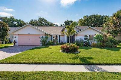 North Fort Myers Single Family Home For Sale: 13820 Willow Bridge Dr