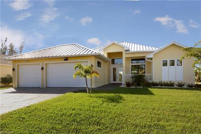 Cape Coral Single Family Home For Sale: 3934 SW 17th Ave