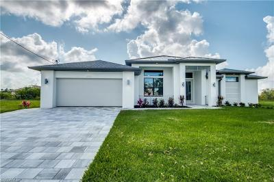 Cape Coral Single Family Home For Sale: 2533 Surfside Blvd