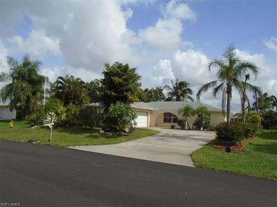 Cape Coral, Fort Myers, Estero, Babcock Ranch, Miromar Lakes, North Fort Myers Single Family Home For Sale: 1429 SE 34th Ter