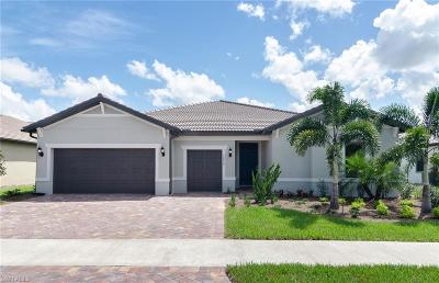 Fort Myers Single Family Home For Sale: 12864 Chadsford Cir