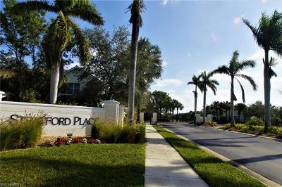 Naples Condo/Townhouse For Sale: 1345 Henley St #702