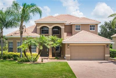 Fort Myers Single Family Home For Sale: 12645 Gemstone Ct