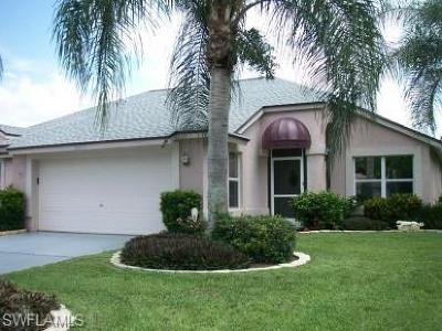 Estero Single Family Home For Sale: 20931 Andiron Pl