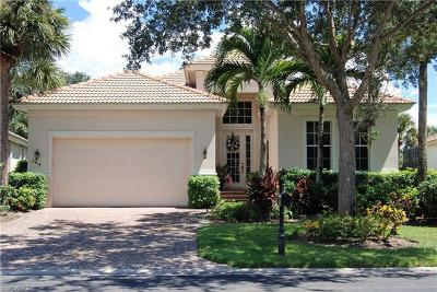 Fort Myers Single Family Home For Sale: 5414 Whispering Willow Way