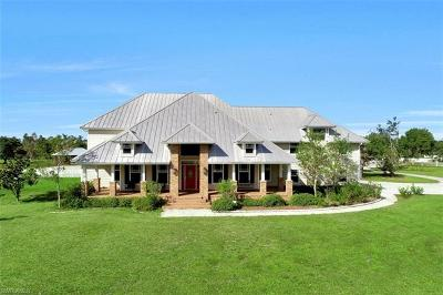 Alva Single Family Home For Sale: 16900 N River Rd