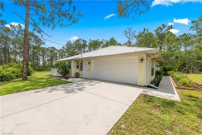 Single Family Home For Sale: 17770 Silver Panther Ln
