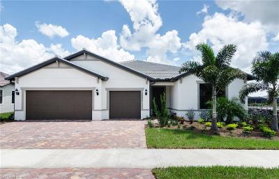 Fort Myers Single Family Home For Sale: 12862 Chadsford Cir