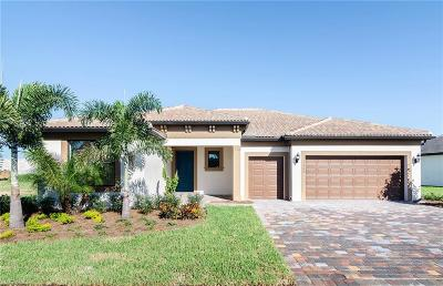 Fort Myers Single Family Home For Sale: 11752 Bowes Cir