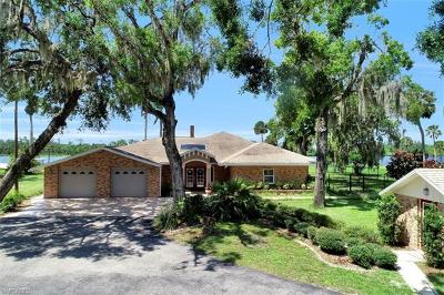 Single Family Home For Sale: 17610 Taylor Rd