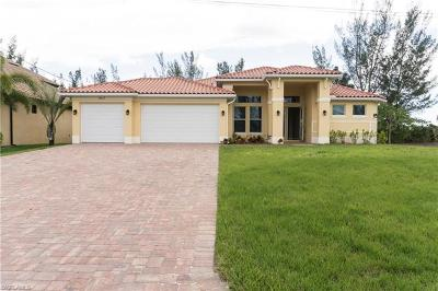 Cape Coral Single Family Home For Sale: 1617 NW 39th Ave