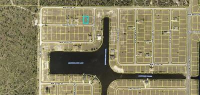Cape Coral Residential Lots & Land For Sale: 4305 NW 40th Ter
