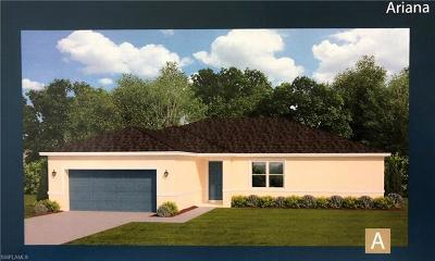 Cape Coral Single Family Home For Sale: 3573 NE 8th Pl