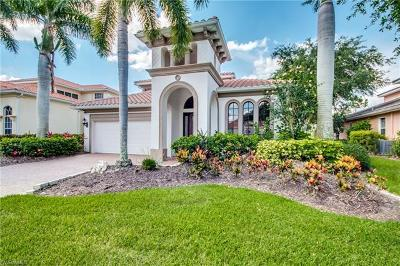 Bonita Springs Single Family Home For Sale: 14074 Lavante Ct