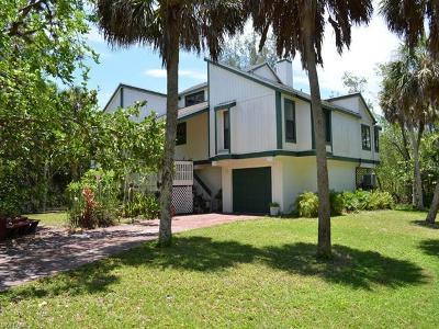 Sanibel Single Family Home For Sale: 4648 Buck Key Rd