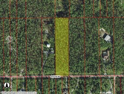 Naples Residential Lots & Land For Sale: 4315 2nd Ave SE