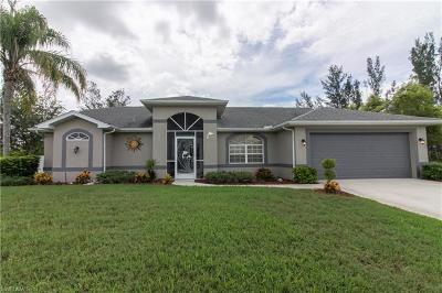 Cape Coral Single Family Home For Sale: 4415 SW 20th Ave
