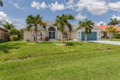Cape Coral Single Family Home For Sale: 1520 SW 43rd St
