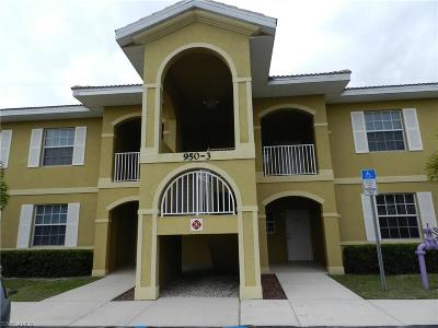 Cape Coral Condo/Townhouse Pending With Contingencies: 950 Hancock Creek South Blvd #315