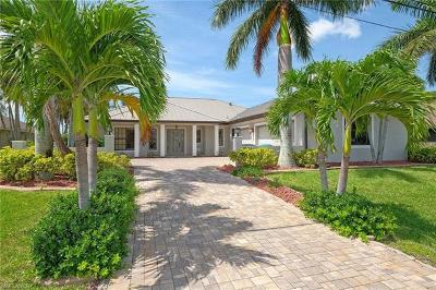 Cape Coral Single Family Home For Sale: 912 SE 24th St