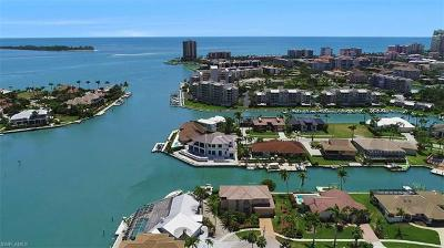 Marco Island Single Family Home For Sale: 1280 Stone Ct