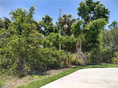 Bonita Springs Residential Lots & Land For Sale: 4020 Springs Ln