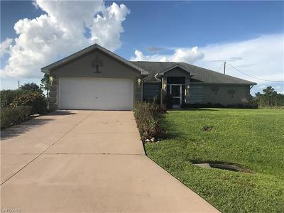 Lehigh Acres FL Single Family Home For Sale: $184,900