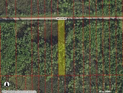 Naples Residential Lots & Land For Sale: 3580 39th Ave NE