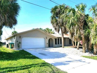 Cape Coral, Matlacha, North Fort Myers Single Family Home For Sale: 1519 SE 21st St