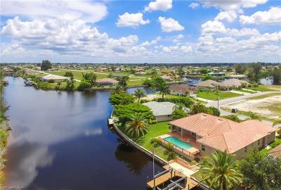 Cape Coral Single Family Home For Sale: 908 NW 38th Pl