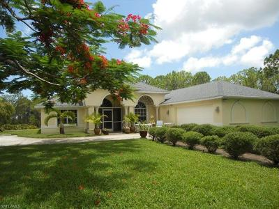 Cape Coral Single Family Home For Sale: 4650 Burnt Store Rd N