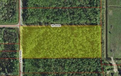 Naples Residential Lots & Land For Sale: Desoto Blvd N