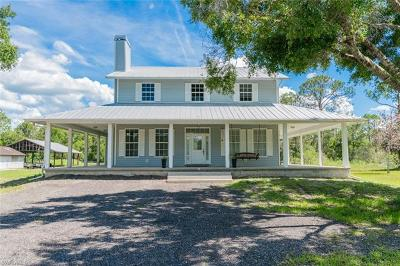 Single Family Home For Sale: 11790 Fox Hill Rd