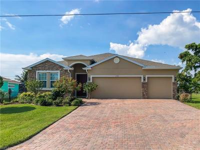 Cape Coral FL Single Family Home For Sale: $364,500