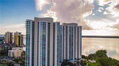 Fort Myers Condo/Townhouse For Sale: 3000 Oasis Grand Blvd #401
