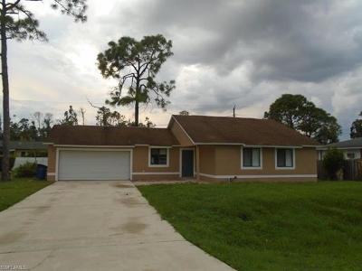 Single Family Home For Sale: 19008 Tampa Rd S