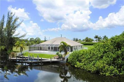 Cape Coral Single Family Home For Sale: 3113 SW 22nd Pl