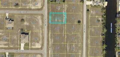 Cape Coral Residential Lots & Land For Sale: 2301 NW 34th Ave