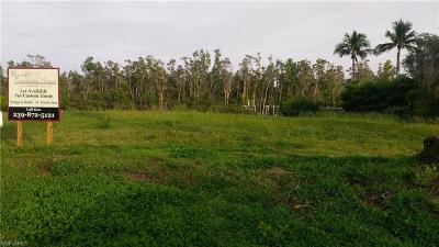 Fort Myers Residential Lots & Land For Sale: 14909 Caleb Dr
