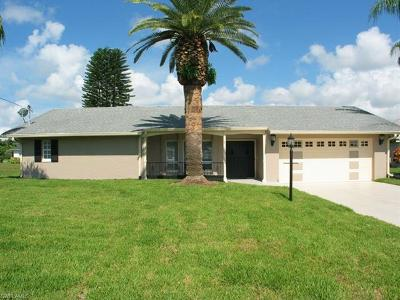 Cape Coral, Matlacha, North Fort Myers Single Family Home For Sale: 3906 SE 13th Ave