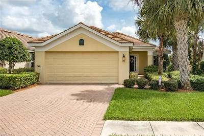 Cape Coral Single Family Home For Sale: 2481 Belleville Ct