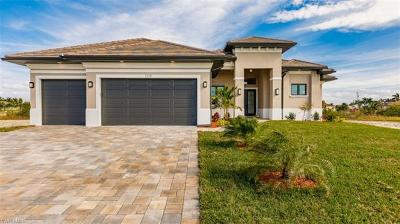 Cape Coral Single Family Home For Sale: 1219 Old Burnt Store Rd N