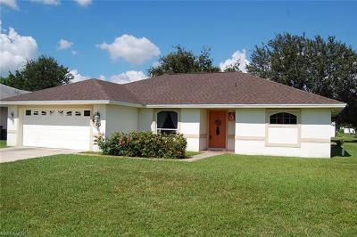 Cape Coral Single Family Home For Sale: 213 SE 22nd Ter